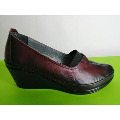 Мод:856 Обувки-естествена кожа