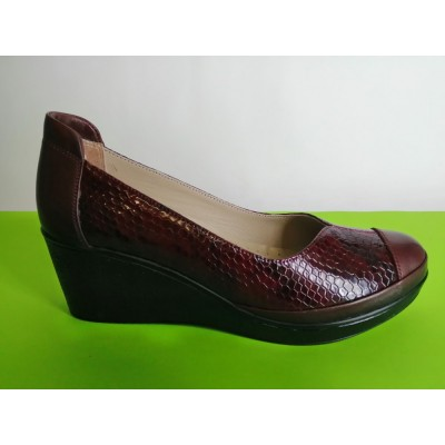 Мод:851 Обувки-естествена кожа