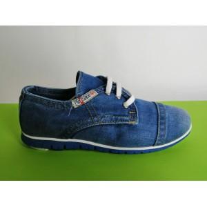 200 Дънкови обувки-ниски