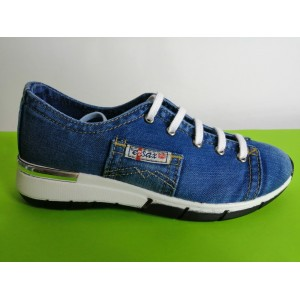 Мод:212 Дънкови обувки-ниски