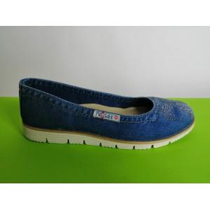 Мод:221 Дънкови обувки-ниски