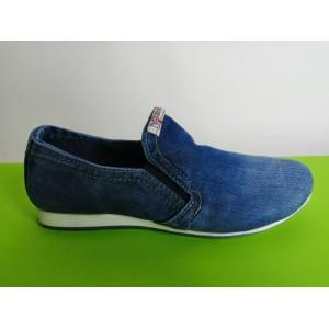 Мод:213 Дънкови обувки-ниски