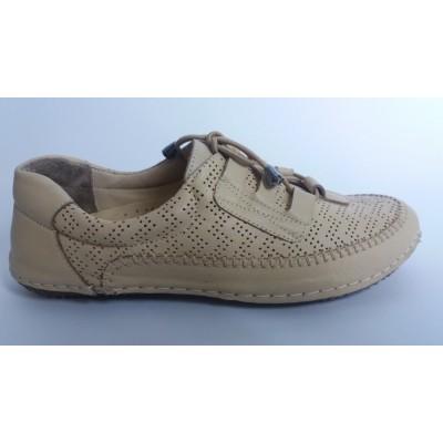 Мод:299 Ортопедични обувки естествена кожа