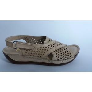 Мод:261-A сандали-естествена кожа