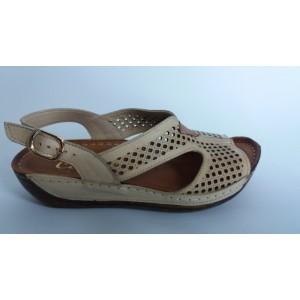Мод:262-A сандали-естествена кожа