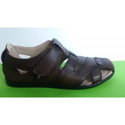 Мод:505 Мъжки сандали от естествена кожа