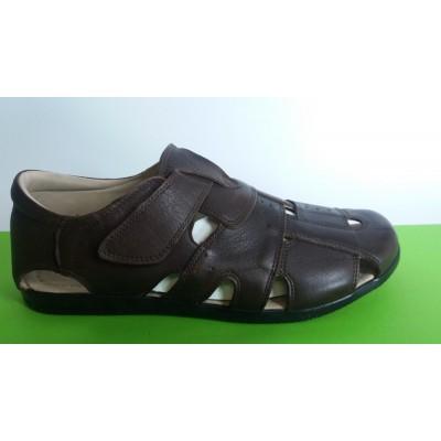 Мод:507 Мъжки  сандали от естествена кожа