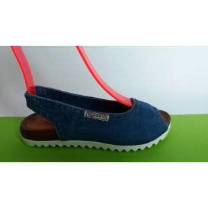 200-A- Дънкови сандали
