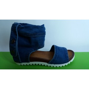 Мод:205-A Дънкови сандали
