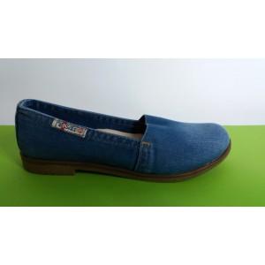 Мод:214 Дънкови обувки-ниски