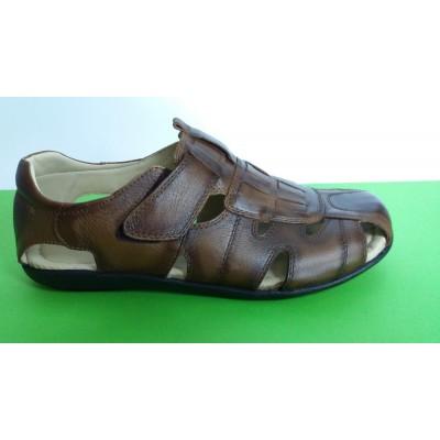 Мод:508 Мъжки  сандали от естествена кожа